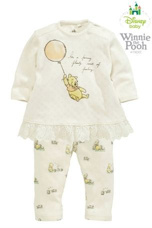 d62023059f28 Buy Winnie The Pooh Tunic Set (0-18mths) from the Next UK online shop