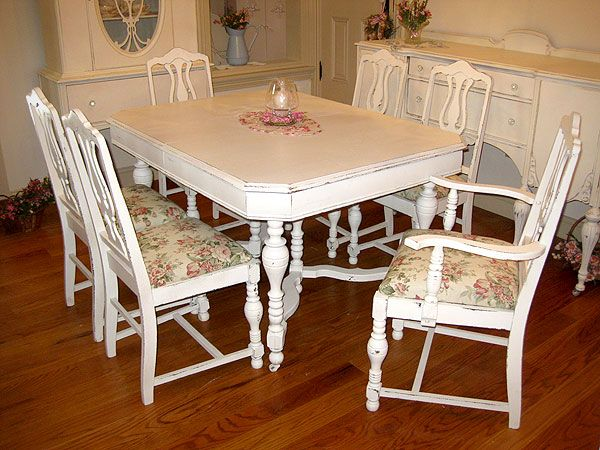 Vintage Dining Table With 10 Legs  Vintage Tables And Chairs Unique Antiques Dining Room Sets Design Inspiration