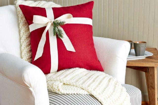 Idee Cucito Per La Casa : Cuscini natalizi fai da te tante idee per rendere più bella la casa