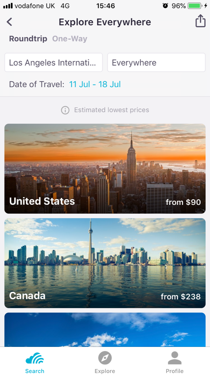 How To Find The Cheapest Flights To Anywhere In 2019 Skyscanner Cheap Weekend Getaways Best Weekend Getaways Weekend Getaways