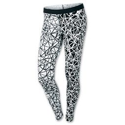 wholesale dealer ffc41 1cdfe Womens Nike Leg-A-See Leggings  FinishLine.com  WhiteBlack