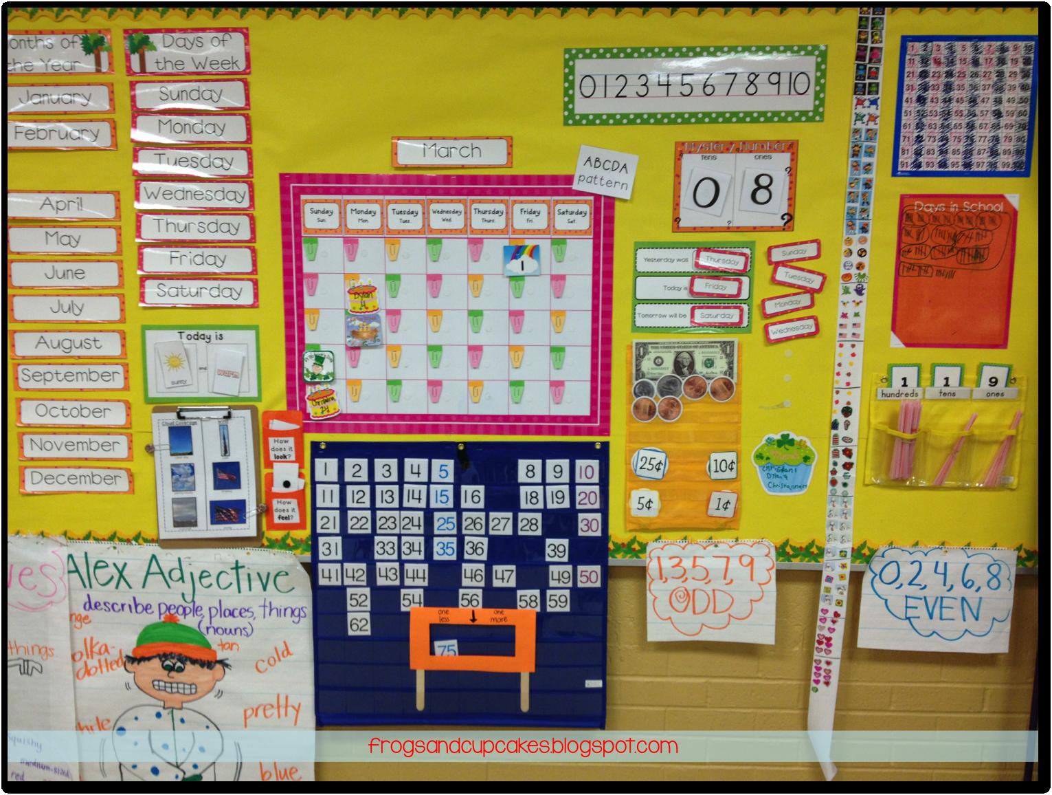 Great Calendar Ideas : Great calendar math ideas and i love the notebooks