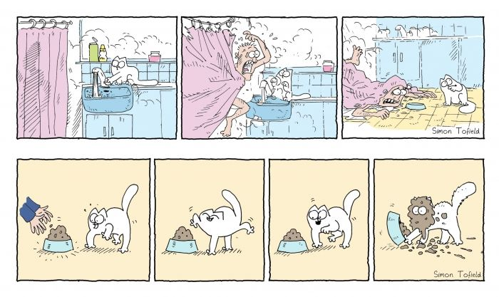 Cat comic strips - Xrp coin full form of