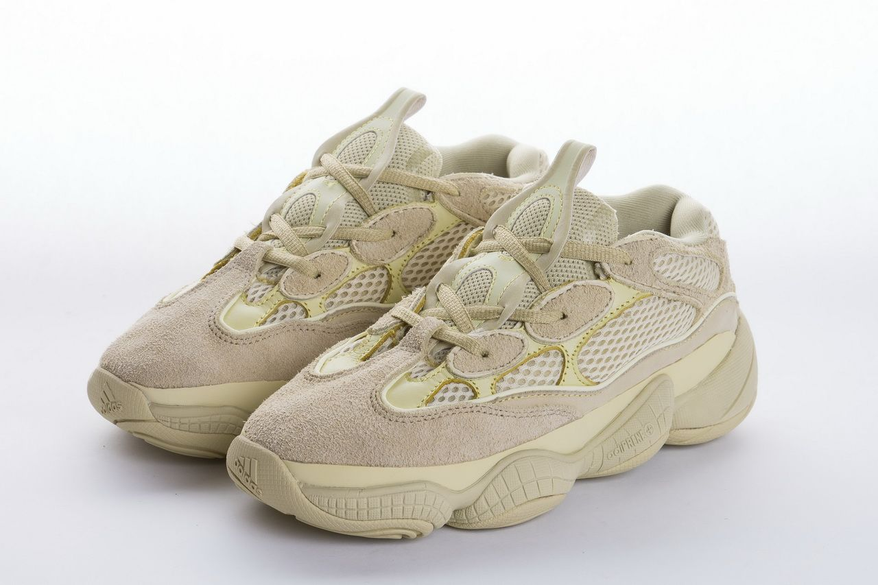 cece94096 Adidas Yeezy 500 Super Moon Yellow DB2966 Real Boost4