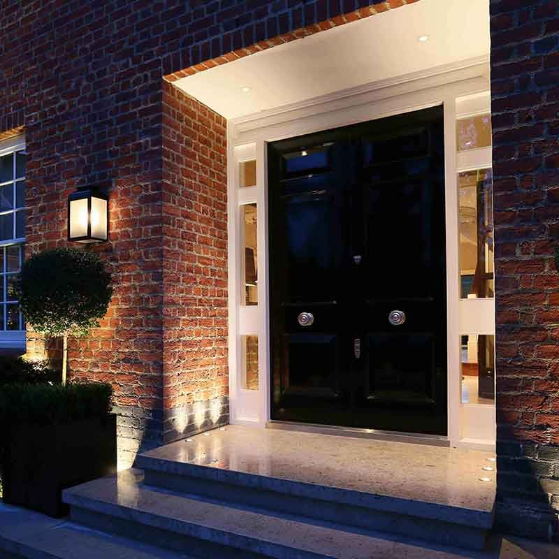 Torino Powerful LED Exterior Uplight
