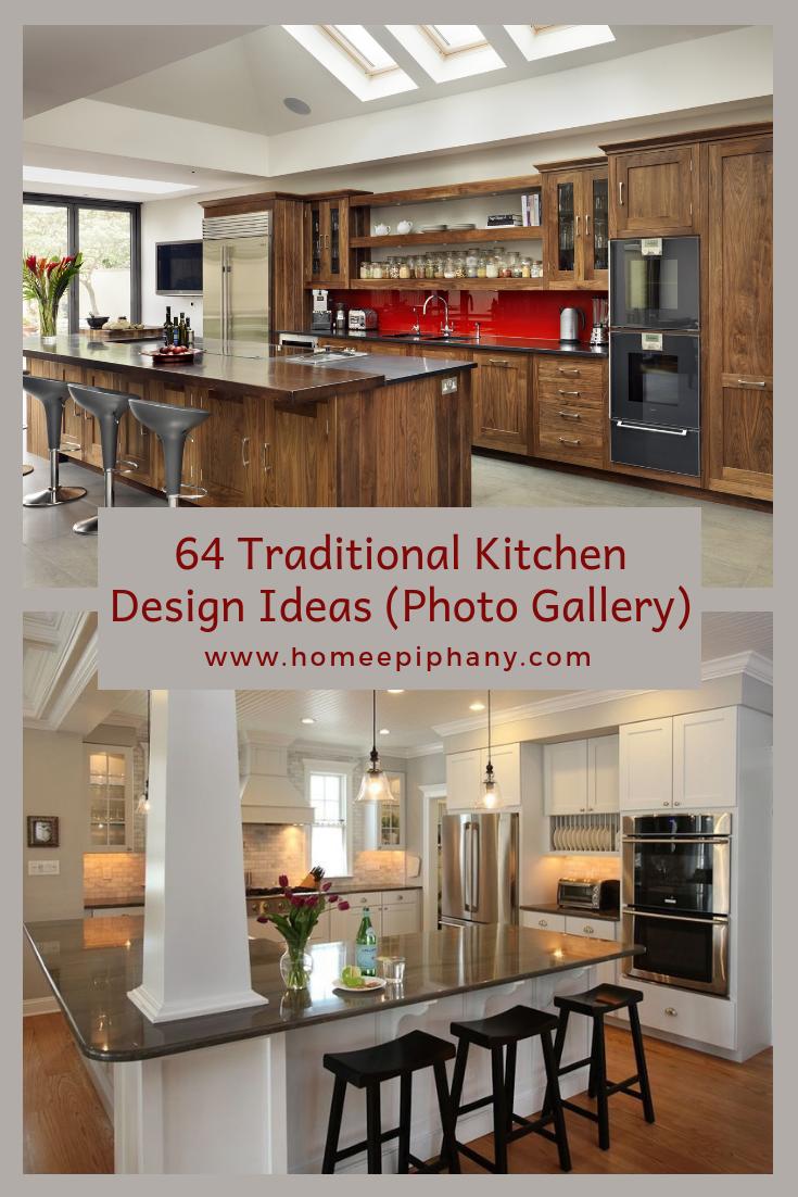 9 Traditional Kitchen Designs   Traditional kitchen design ...