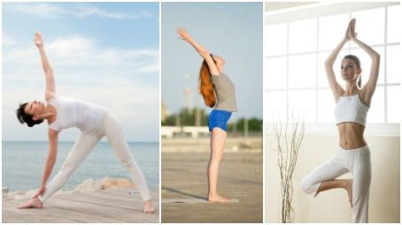 8 benefits of yoga for teenagers and 13 simple poses