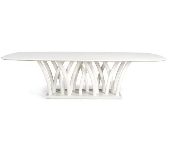 Table manger contemporaine 76 0154 christopher guy for Table a manger contemporaine