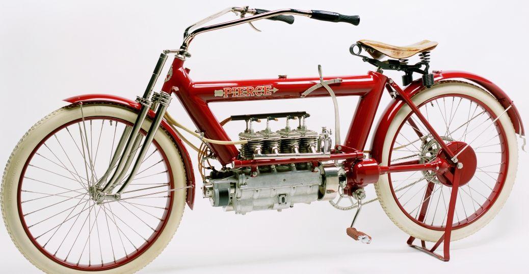 1910 Pierce Arrow Pierce Arrow Motorcycle Inventions Transportation Vintage Motorcycle Posters Indian Motorcycle Vintage Motorcycles