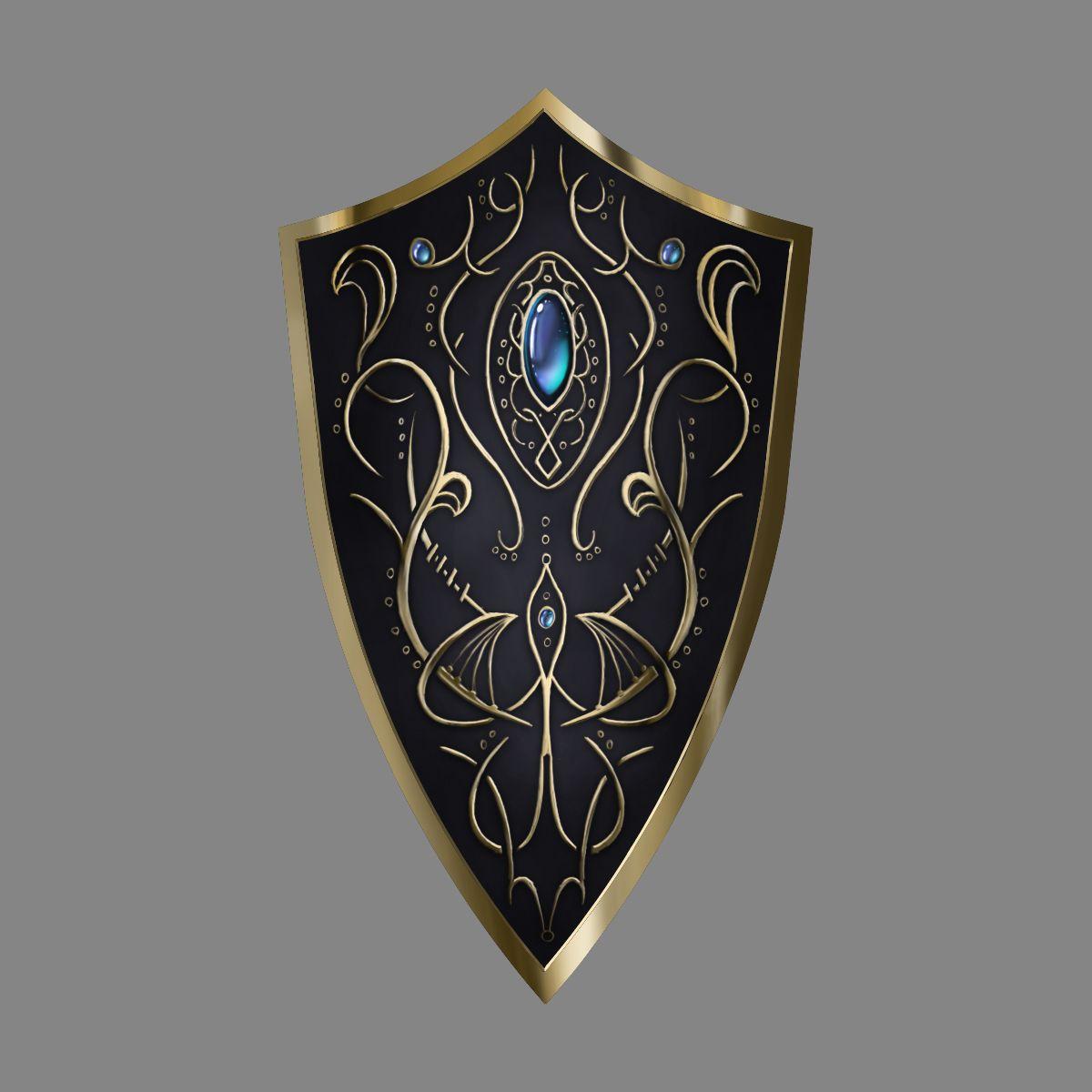 Dark Souls 2′s Shield Design Contest   #swag souls in 2019