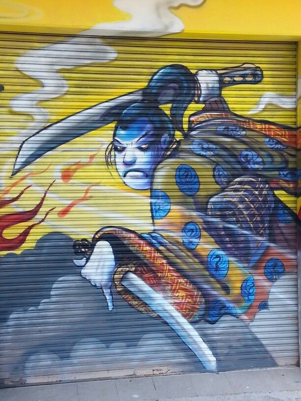 Hawaii street art