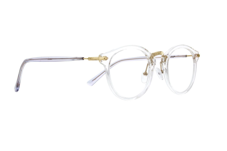 Translucent Round Glasses #2018243 | Zenni Optical Eyeglasses ...