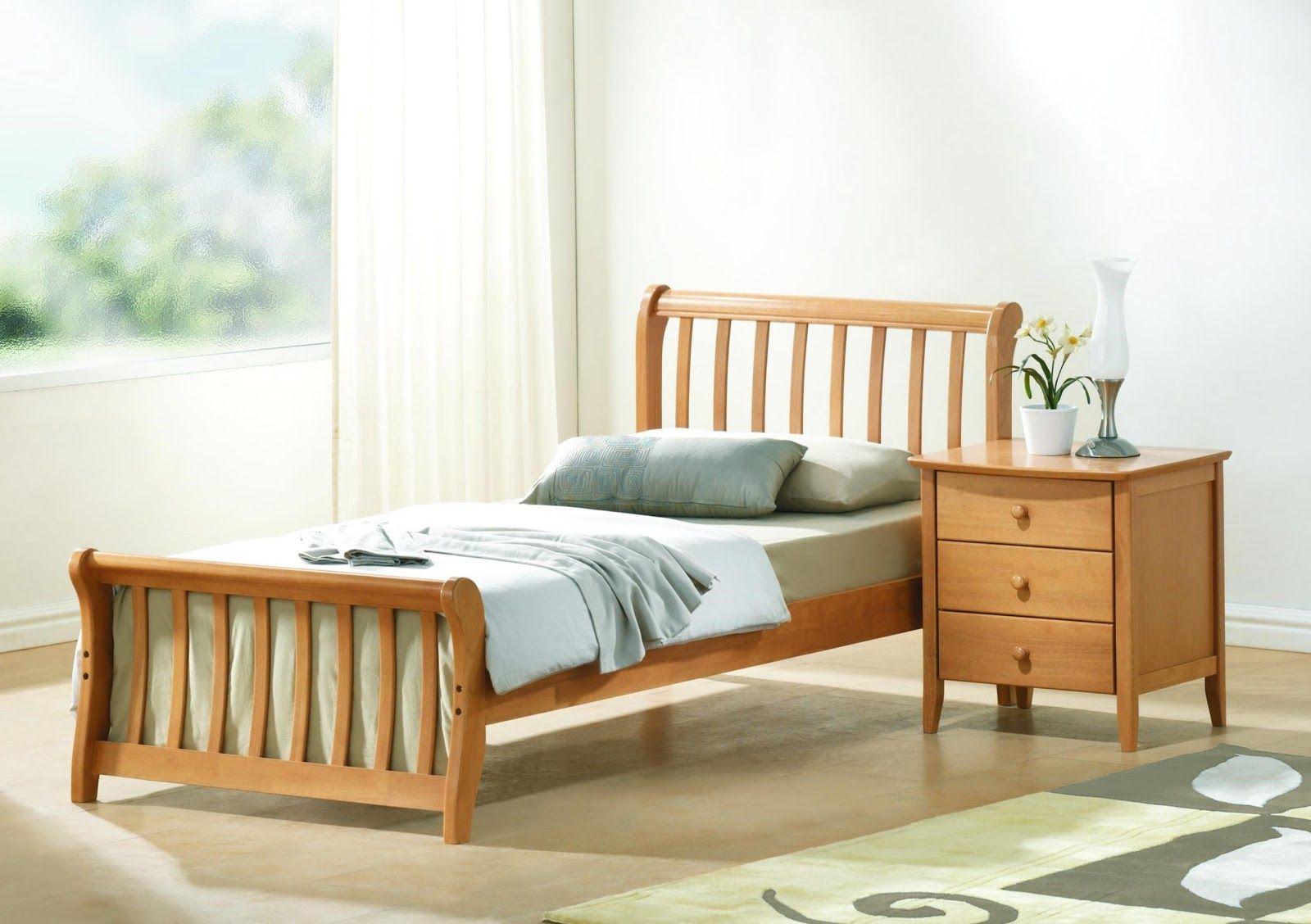 Einzelbett Möbel Set Nicht nur Spiegel hinzufügen, ein