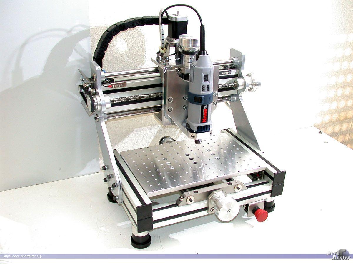 Pin en CNC