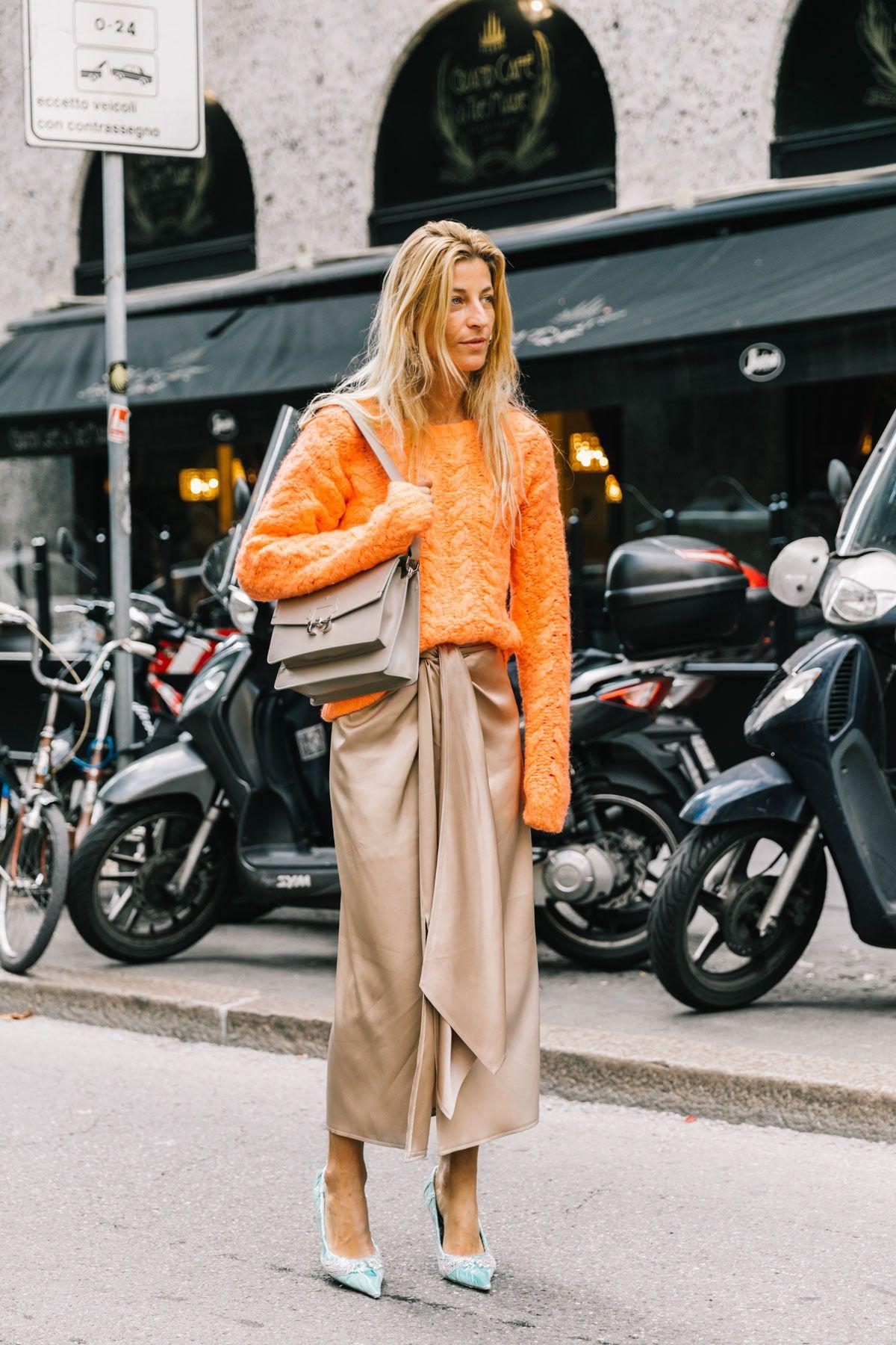 Street Style  MFW   Día 5   25 de septiembre de 2017 Fashion 2018 Trends 2af6a7513d