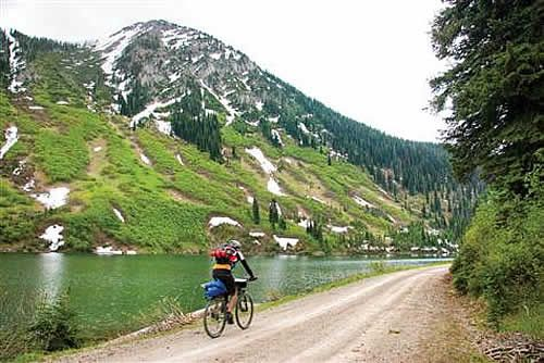 The Longest Mountain Bike Trail In The World With Images