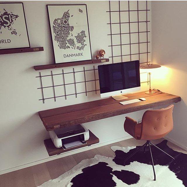 Wall-mounted Desk , Keep It