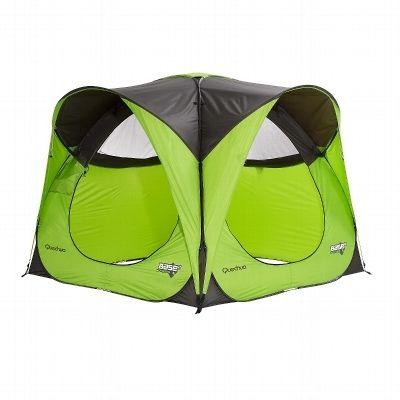 Tente Camping Sejour Base Seconds Quechua Camping Camping En Tente Chaussure Sport Decathlon