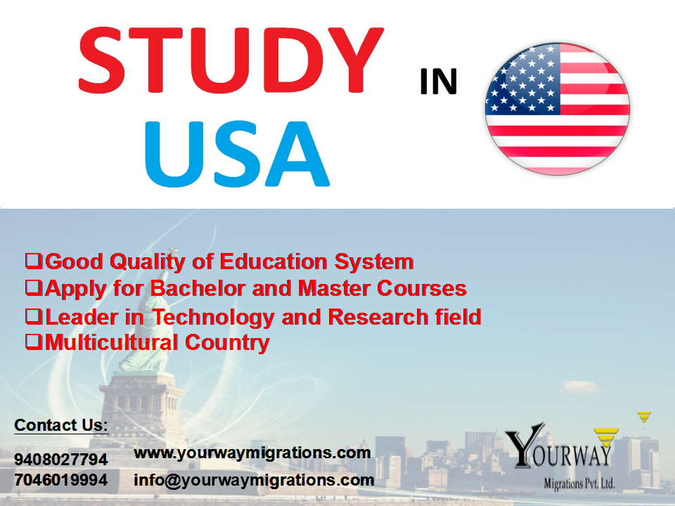 Study In Usa Good Quality Of Education System Leader In Technology And Research Field Apply For Bachelor Education System Educational Consultant Research Field