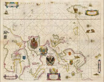 Map Of The World Ancient Map Old World Maps 25
