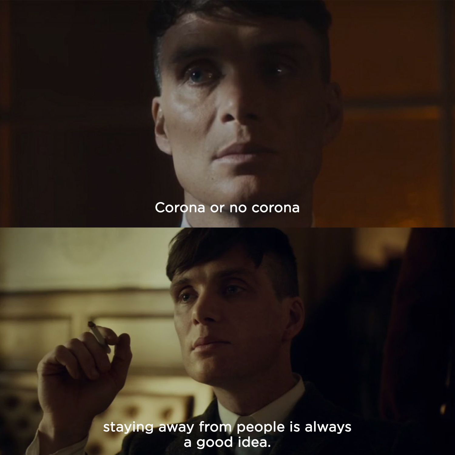 Shut Dem All Most Motivating One Liner Quotes Ever Peaky Blinders Quotes One Liner Quotes Iconic Movie Quotes