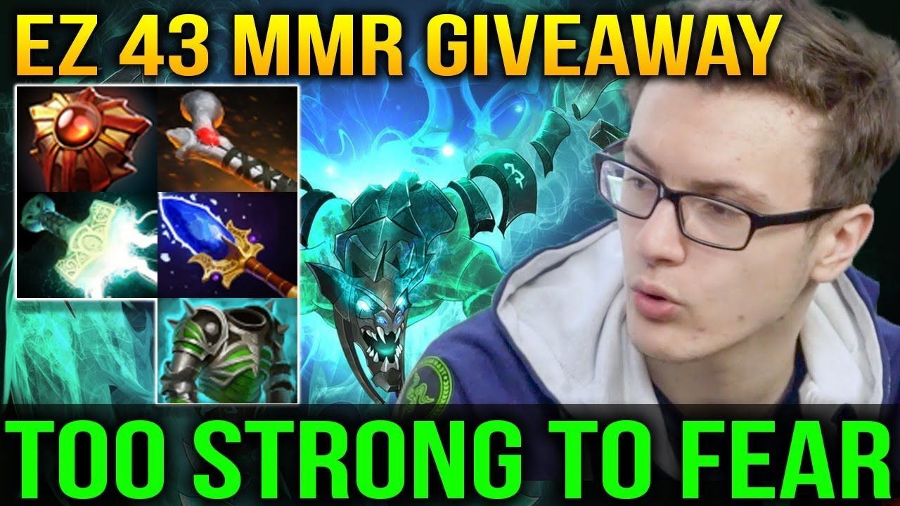 miracle 1 teleport cost 43 mmr party game visage dota 2