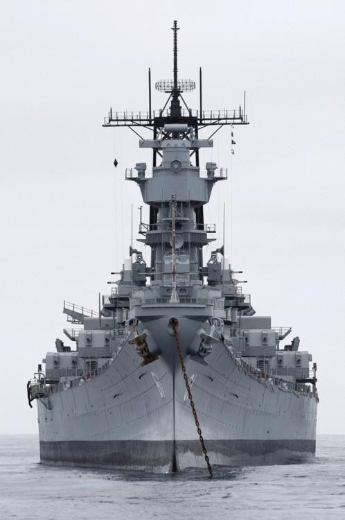 The USS Missouri battleship is phenomenal!!