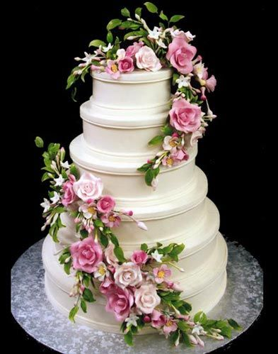 Wedding Cakes Mike S Amazing Cakes Floral Wedding Cakes Wedding Cakes Amazing Wedding Cakes