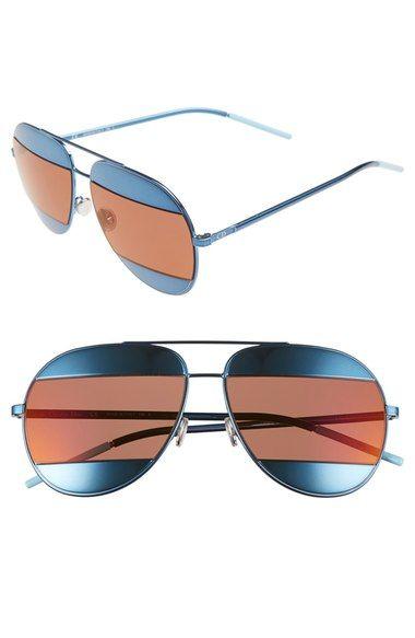 c819f8b40805 DIOR Split 59Mm Aviator Sunglasses.  dior