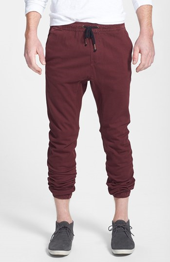#ZANEROBE                 #Bottoms                  #ZANEROBE #'Sureshot' #Slim #Tapered #Jogger #Pants #Burgundy                 ZANEROBE 'Sureshot' Slim Tapered Jogger Pants Burgundy 36                                               http://www.seapai.com/product.aspx?PID=5159280