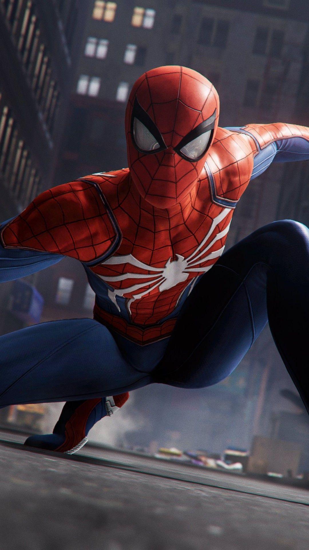 Spiderman game_photography, 2020 Yenilmezler, Örümcek