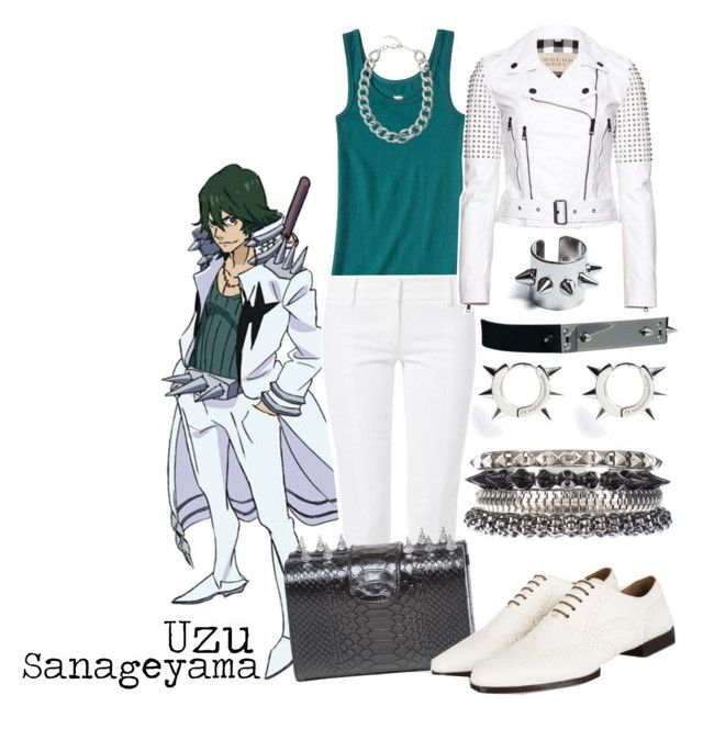 """""""Uzu Sanageyama"""" by shelby-berti ❤ liked on Polyvore featuring Mossimo, Patrizia Pepe, Burberry, ONLY, ASOS, CC SKYE, Paul Smith, Maria Francesca Pepe and 1&20 Blackbirds"""