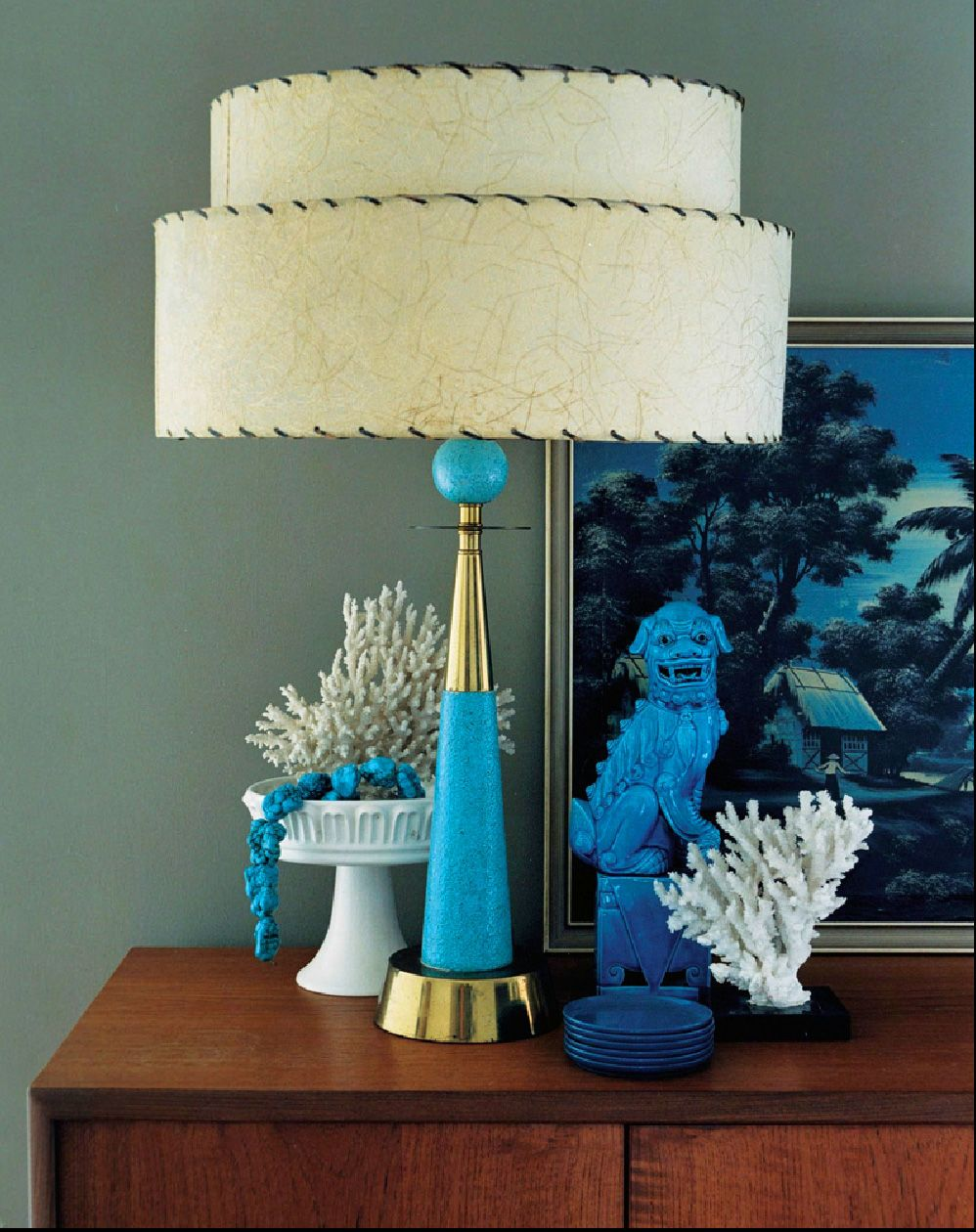 Add something quirky, its the easiest trick in the decorating book and it takes your interior to another level