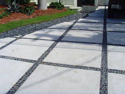 Cement Outdoor Concrete 24 X24 Tiles Pavers 2 49 Per Sf Outdoor Pavers Concrete Patio Patio Flooring
