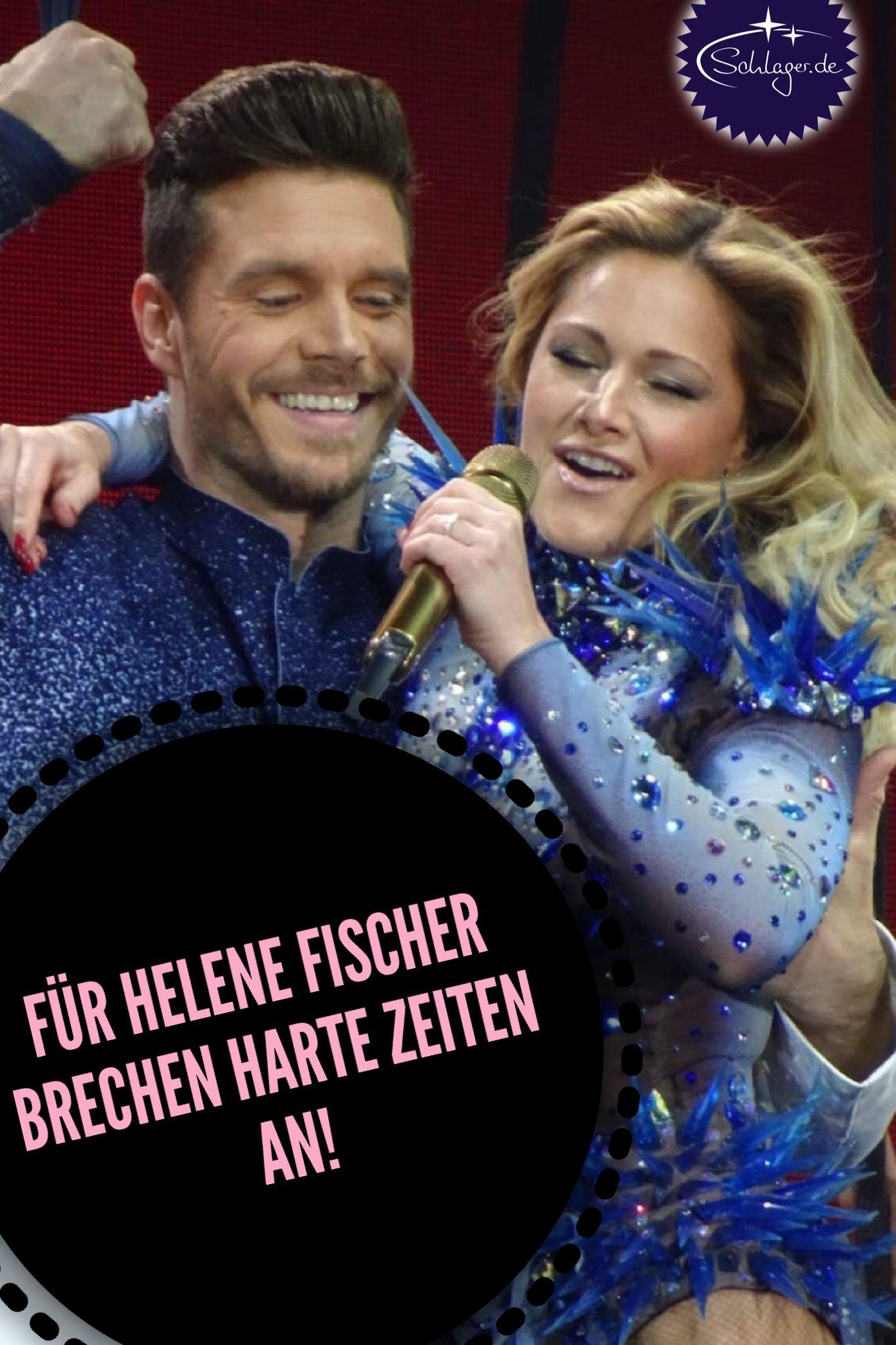 Und größe gewicht fischer helene Florian Silbereisen