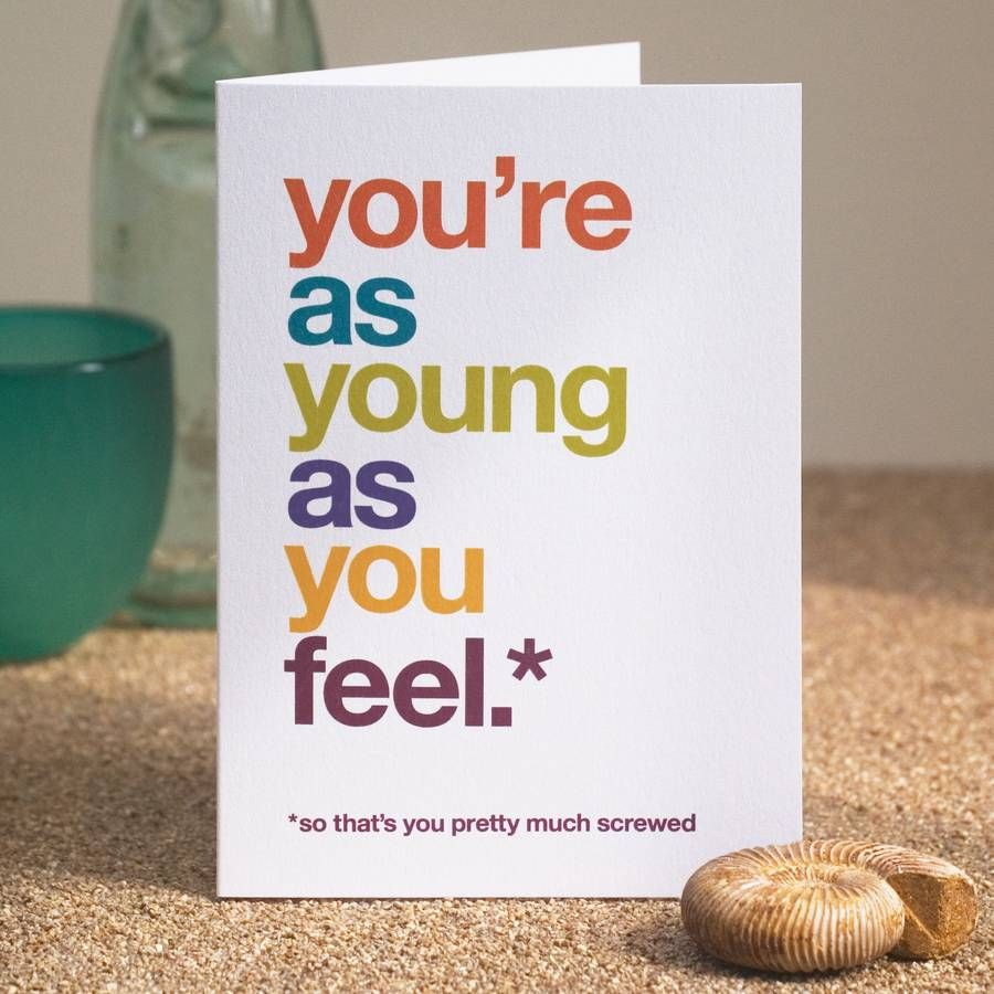 So Thats You Pretty Much Screwed Funny Birthday Card – Funny Pictures Birthday Cards