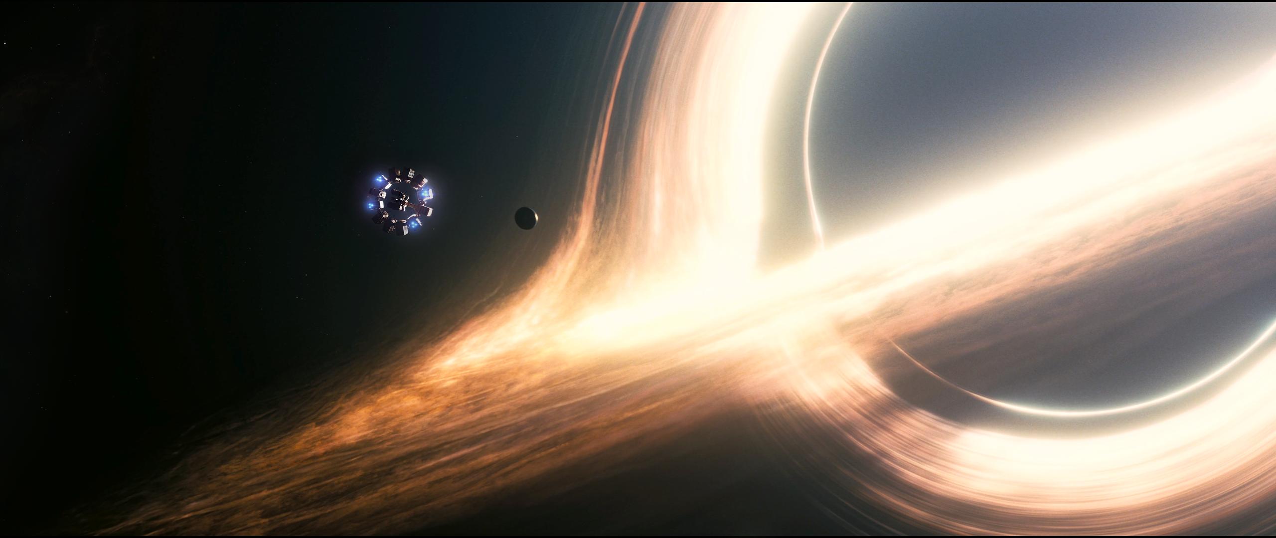651486 Png 2560 1080 Black Hole Wallpaper Interstellar Black Hole