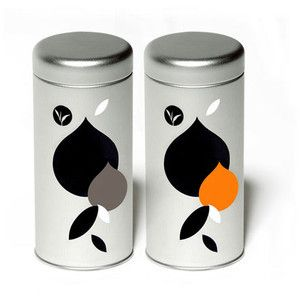 Tea Package designed by Dimitris Koliadimas and Dimitris Papazoglou of Designers United