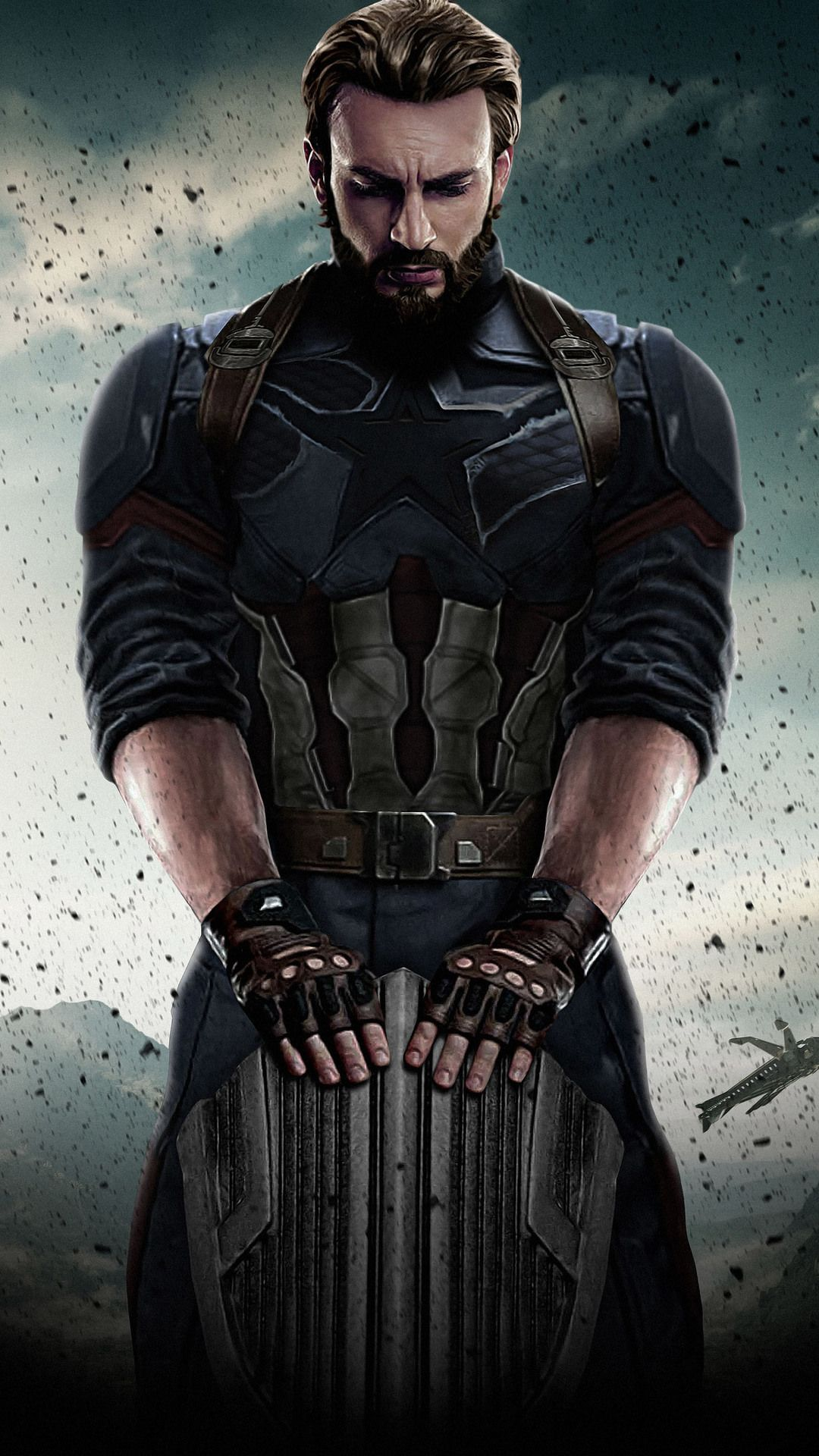 Pin Di Captain America Wallpaper
