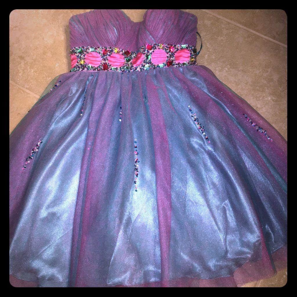 Camille La Vie Dress 6 Homecoming