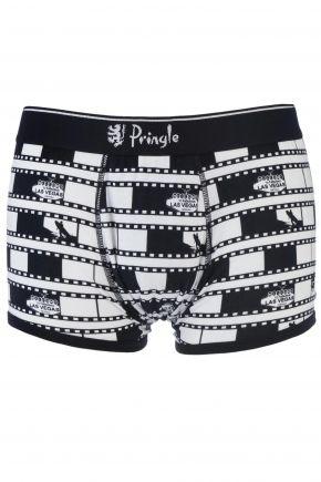 a4213718d307 Mens 1 Pack Pringle Film Reel Hipster Boxer Shorts | Men's Boxers ...