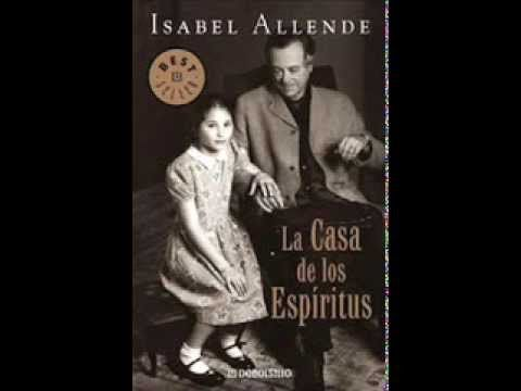 Libro La Casa De Los Espiritus L Audioresumenl Loquendo Books Book Cover Poster