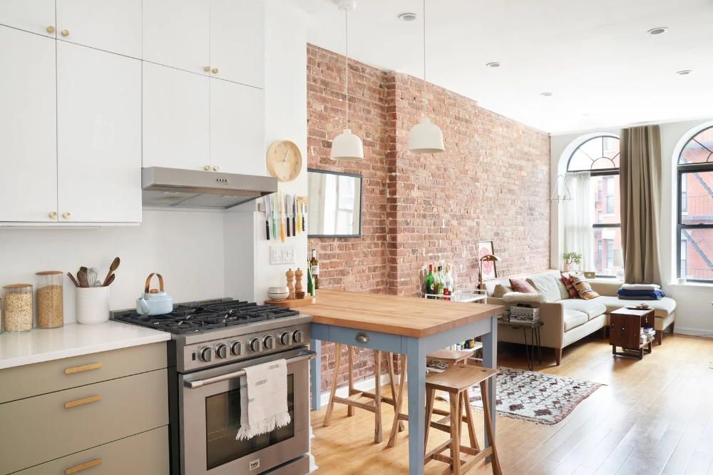 Inside a First-Time Renovator's Brilliant Kitchen Upgrade ...
