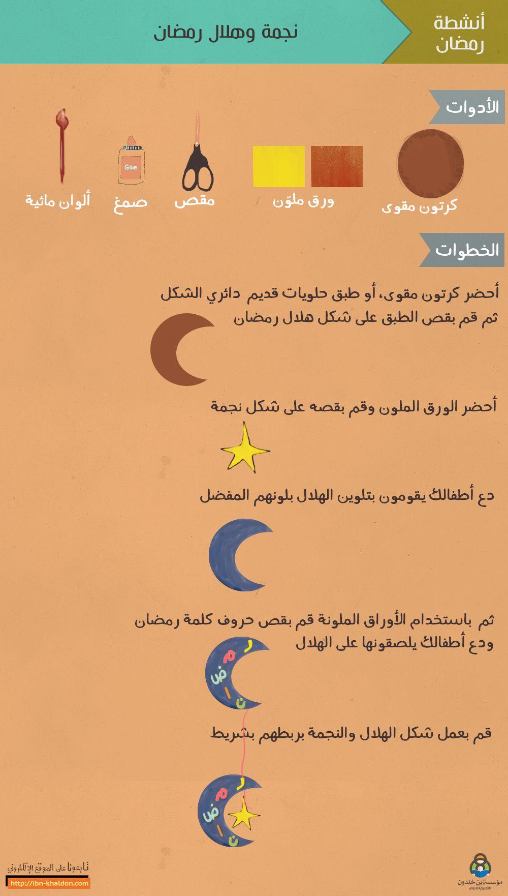 ادوات رمضان