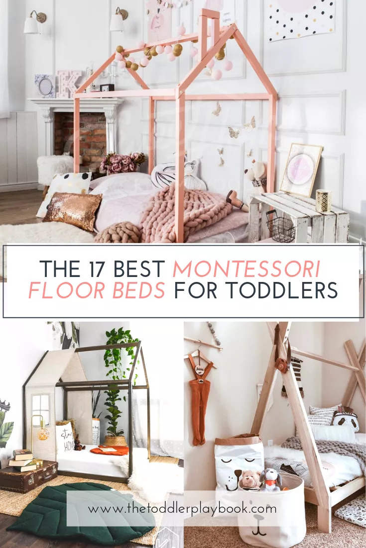 The Best Montessori Floor Beds For Toddlers images