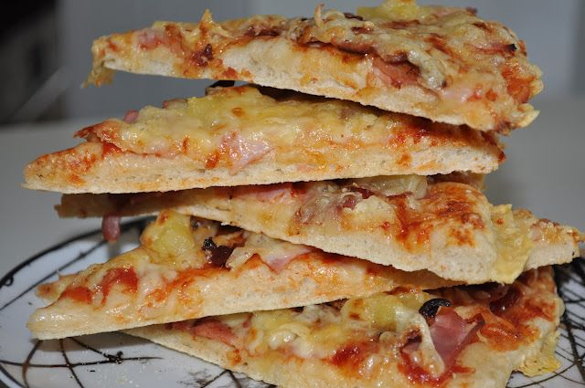 Barnas pizza