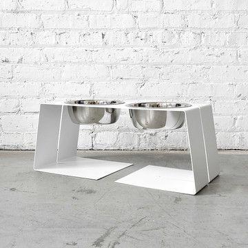 Fab.com   Architectural Dog Bowls