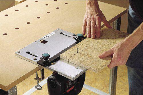 Wolfcraft 6197000 Jigsaw Table Amazon Com Woodworking Jigsaw Jigsaw Table Woodworking