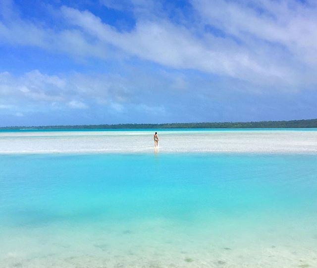 It feels like months and not weeks ago that I was chilling on the white sands and blue water of Aitutaki.  #aitutaki #aitutakilagoon #takemeback #islandlife #cookislands #discovercookislands #polynesia #polynesianisland #pacific #pacificislands #pacificbeach #instaisland #instatravel #instaiphone6 #instaiphonegrapher #whitesand #bluewater #bluelagoon #beautiful #beautifuldestinations #beachlife #beachporn #pacificbeachlocals #sandiegoconnection #sdlocals #sandiegolocals - posted by John…