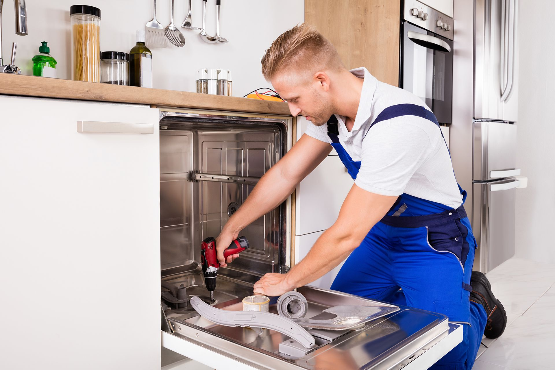 Home appliance repairs can be a daunting task to undertake
